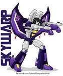 Skywarp!