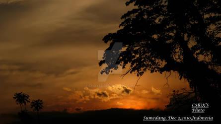 Golden Hour at Sumedang