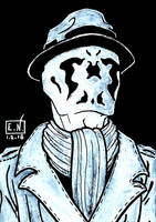 Rorschach by Nordtoemme