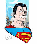 Superman by Nordtoemme