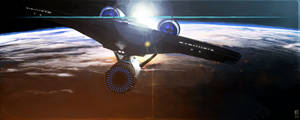 Enterprise 2009 by PainthatImausedto