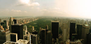 New York City by PainthatImausedto
