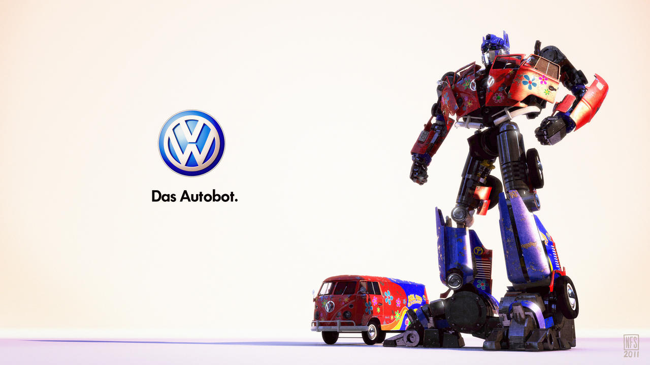 Das Autobot by PainthatImausedto