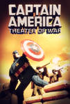 Captain America - Theater Of War (movie poster)