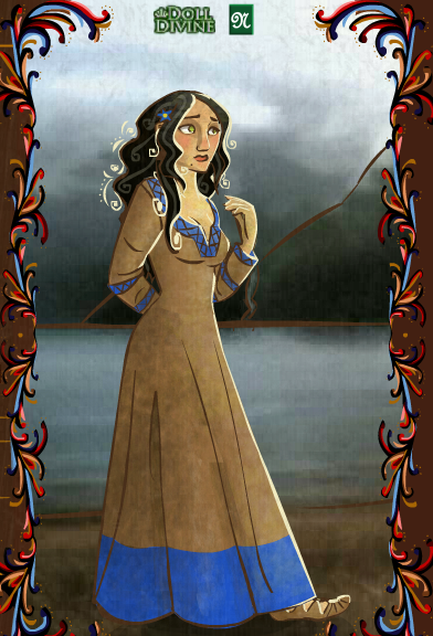 Tallullah Wachiwi by Mewsic-Haznt-dyd-yet