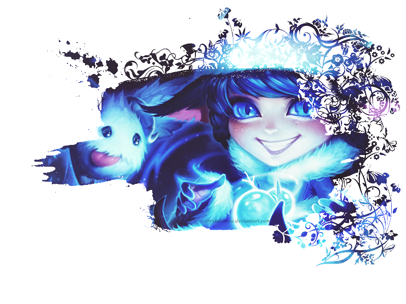 Winter Wonder Lulu by CrystaliaNya on DeviantArt
