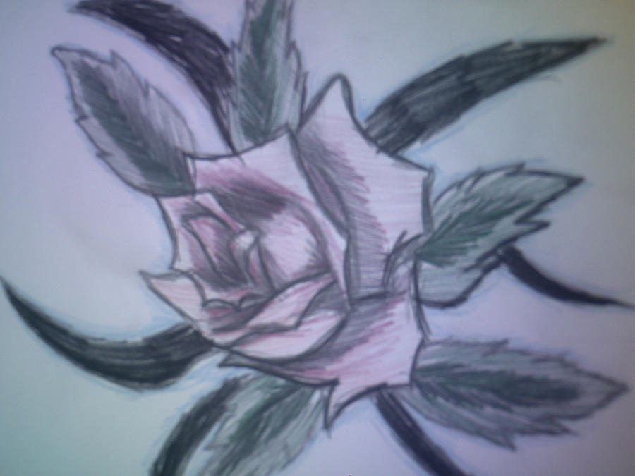 Tribal emo rose by punk rock chick100 on deviantart - Emo rose pictures ...