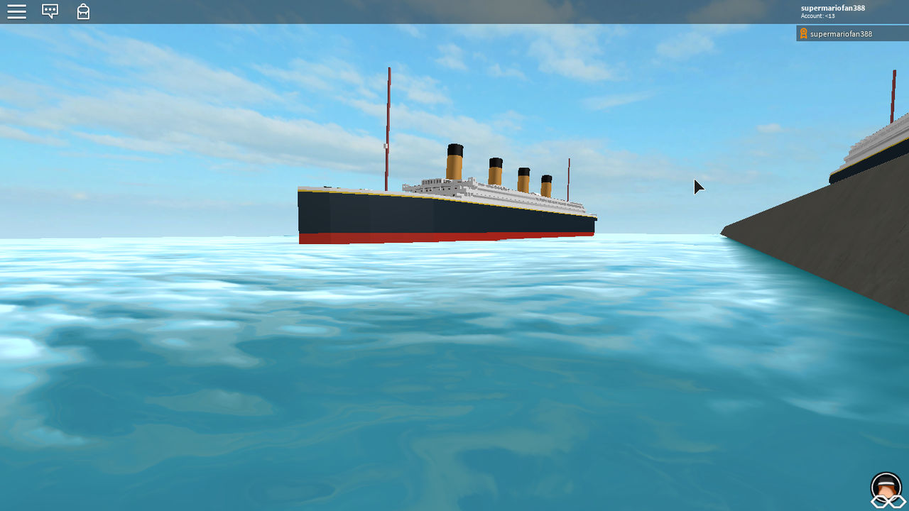 Roblox Titanic By Thomascharactermaker On Deviantart