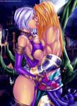 Nightmare x Ivy-soul calibur-commission