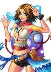 Yuna |  Final Fantasy X | FANART