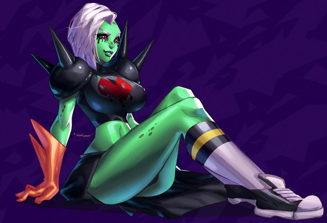 Lord Dominator-commission by xdtopsu01