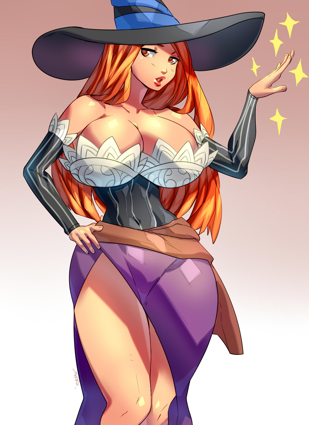 Sorceress - Dragon's Crown