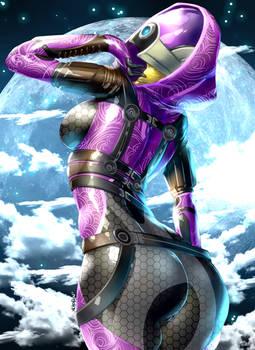 Tali'Zorah-Mass Effect-comm