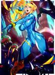 Samus aran-fan art- by xdtopsu01