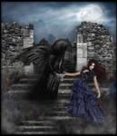 My Sweet Dark Angel...