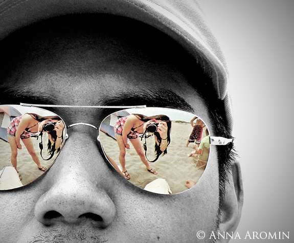 sand in my eyes by inktice
