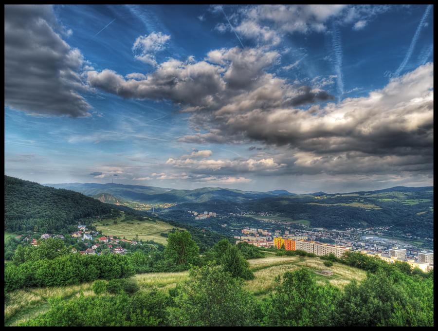 View from Erben's Tower II