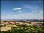 View from Hazmburg