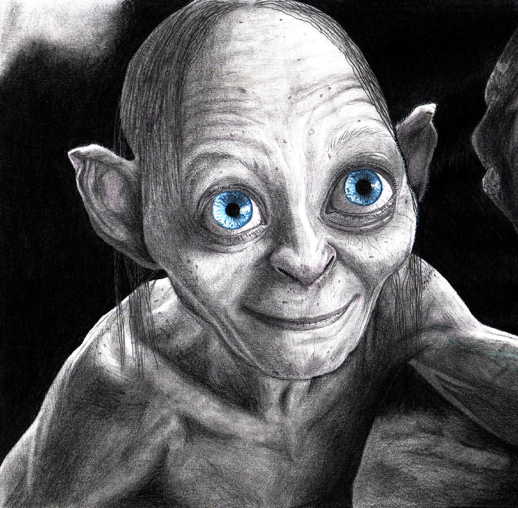 Lord Of The Rings Characters Drawing