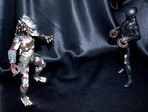 Tron vs Predator: Disc Wars