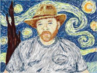 Tony Van Gogh-y by VATalbot