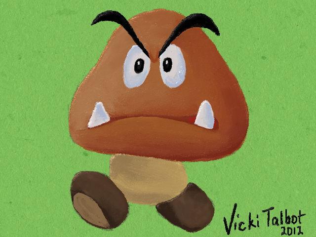 Goomba by VATalbot