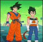What-if: Namek (Goku and Tarble)