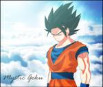 Mystic Goku | Ultimate Goku