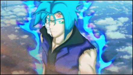 Gaara Trunks Grimmjow Fusion by TheOnePhun211