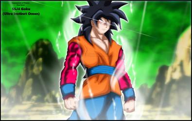 SSJ4 Goku: Tournament of Power: Final Bout by TheOnePhun211