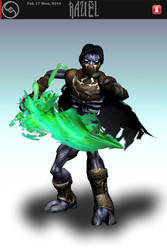 Raziel For Brawl (AVAILABLE NOW!)