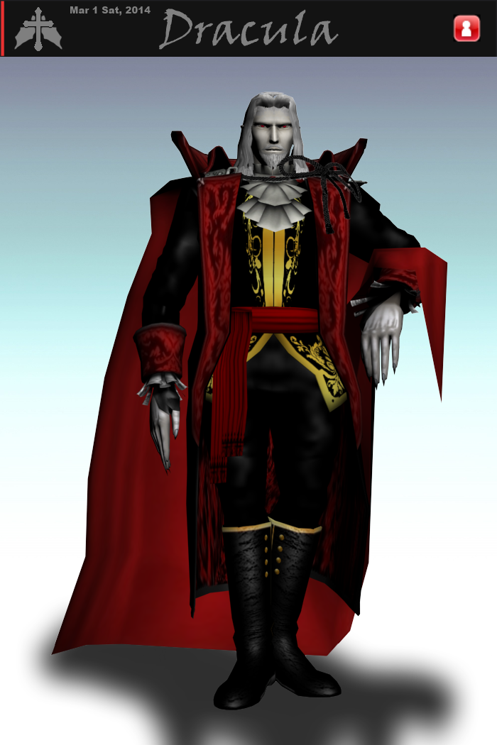 Dracula for Brawl (Available Now!) by kironohasama