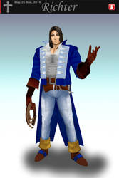 Richter Belmont for Brawl (Available Now!)