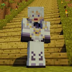 Aeon Skin for Minecraft