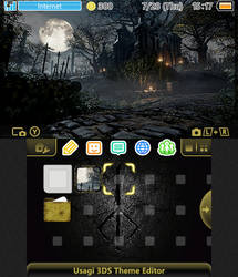 Bloodborne - Hunter's Dream 3DS Theme