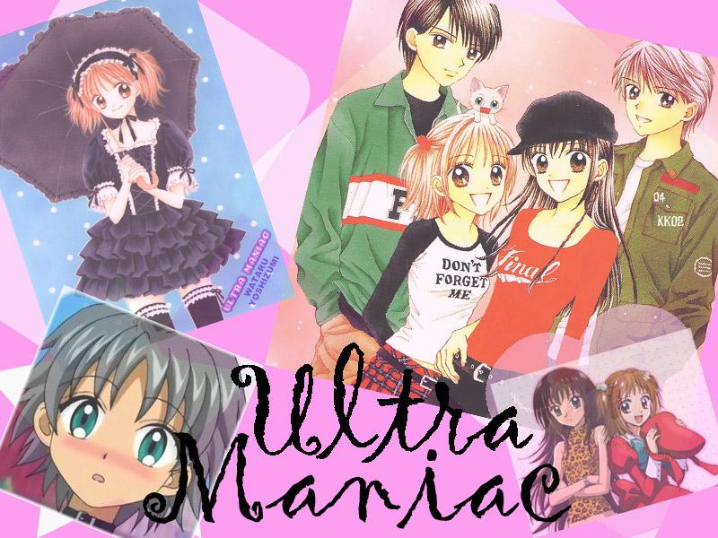 Download Anime Sub Indo Ultra Maniac