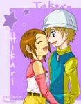 Takeru x Hikari