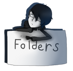 Folders Are There OWO