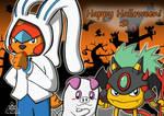 The-BlackToteM Halloween 2014