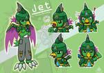 Jet The Garuda Cyborg