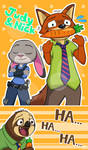Hey! Carrot Opss! Here a Carrot! :3