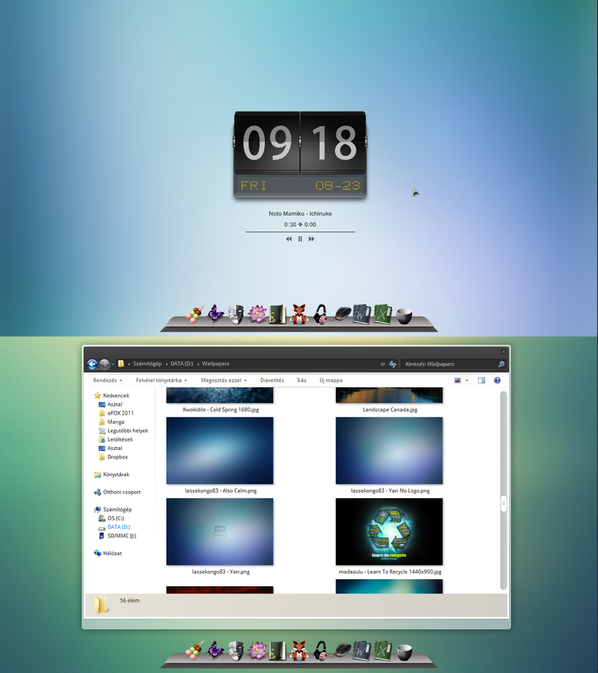 2011 September desktop by eFOX-hun