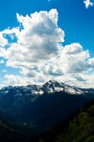 Heavens Peak - Glacier park by C-F-photography