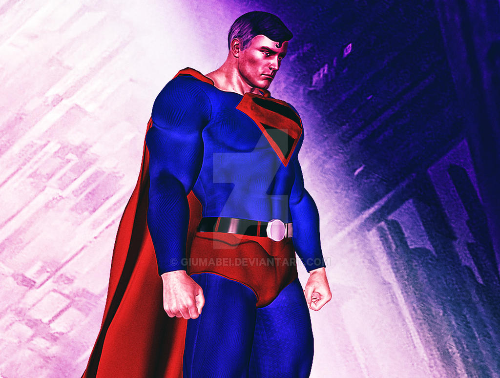 Kingdom Come Superman by giumabei