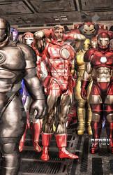 Iron Man The Armory