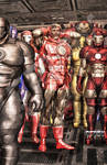 Iron Man The Armory by giumabei
