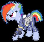 MLP: S5 EP25-26 Sombra Future Rainbow Dash FINAL