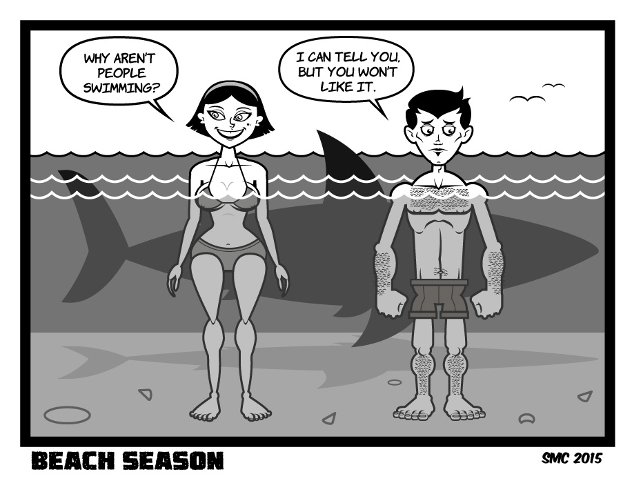 Beach Season by micma