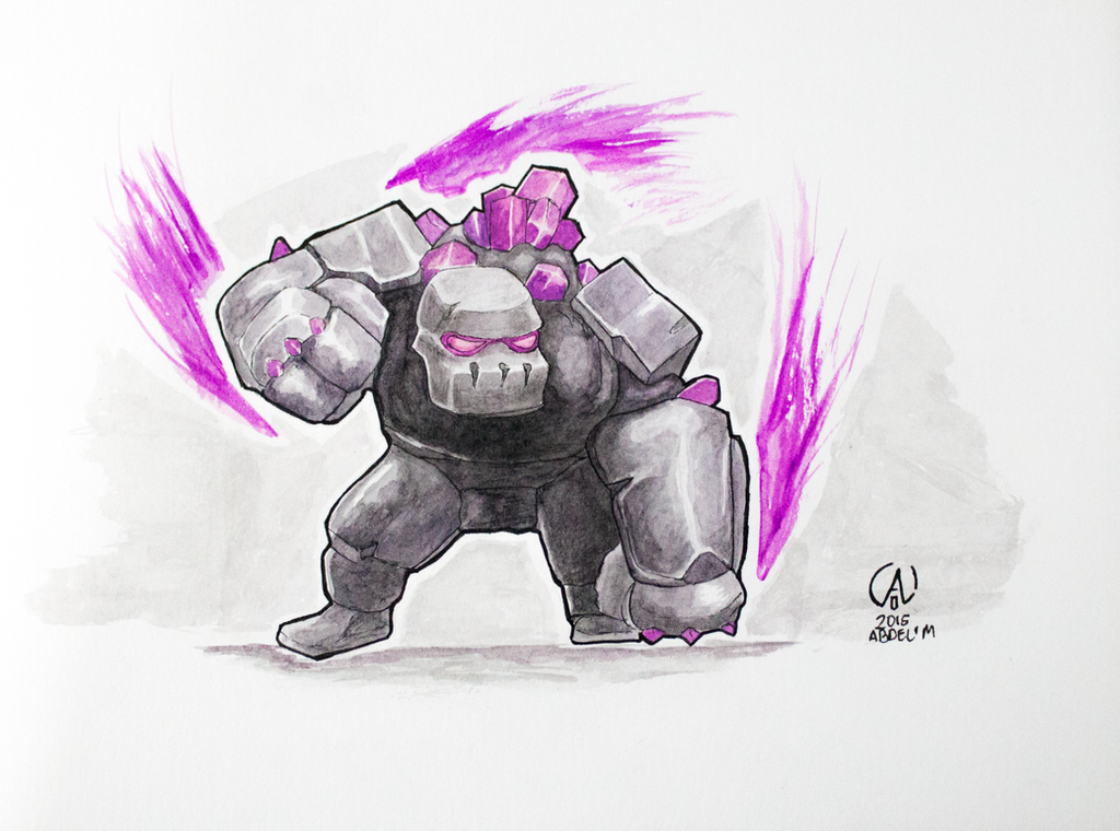 Golem by Sollaw