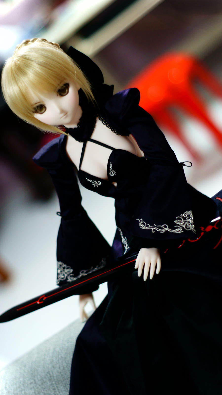 Saber Alter by shawnical